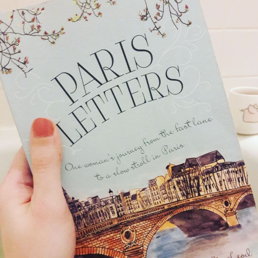 Cover of Paris Letters by Janice MacLeod